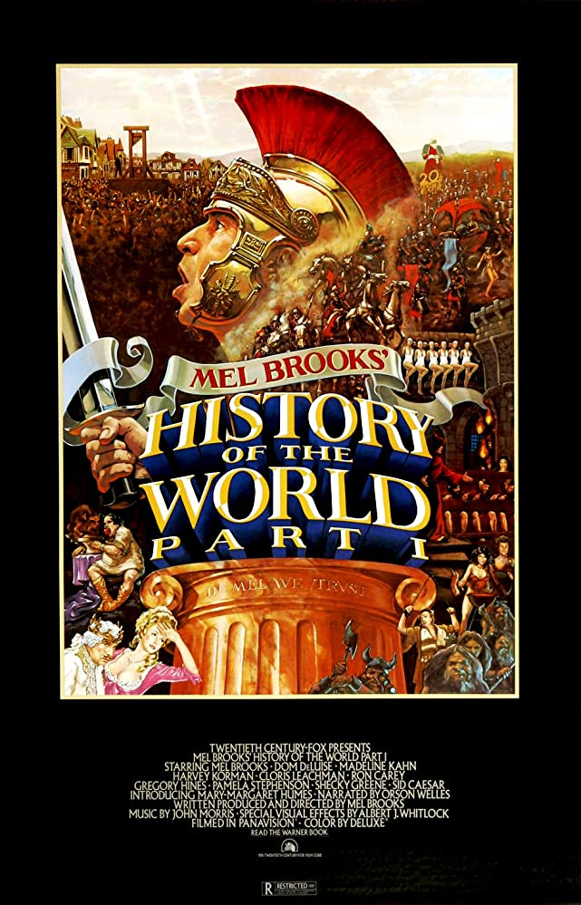 History of the World Part I 1981 BRRip XviD B4ND1T69