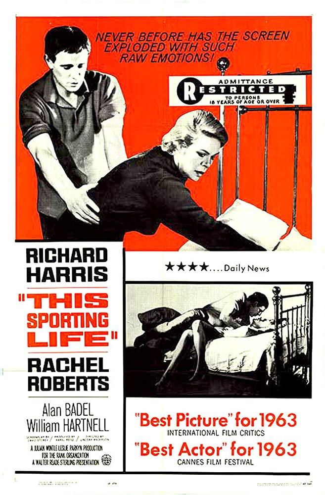 This Sporting Life (1963) [720p] [BluRay] [YTS MX]