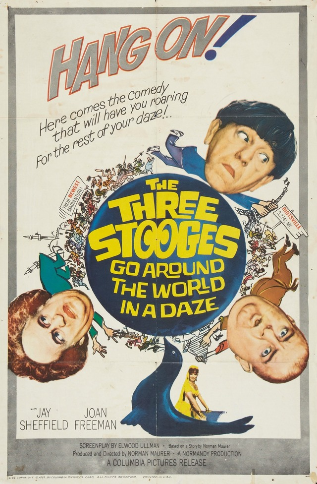 The Three Stooges Go Around the World in a Daze (1963) [720p] [WEBRip] [YTS MX]