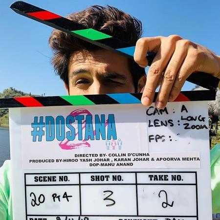 Dostana 2008 Hindi 1080p BluRay x264 DD 5 1 MSubs - LOKiHD - Telly