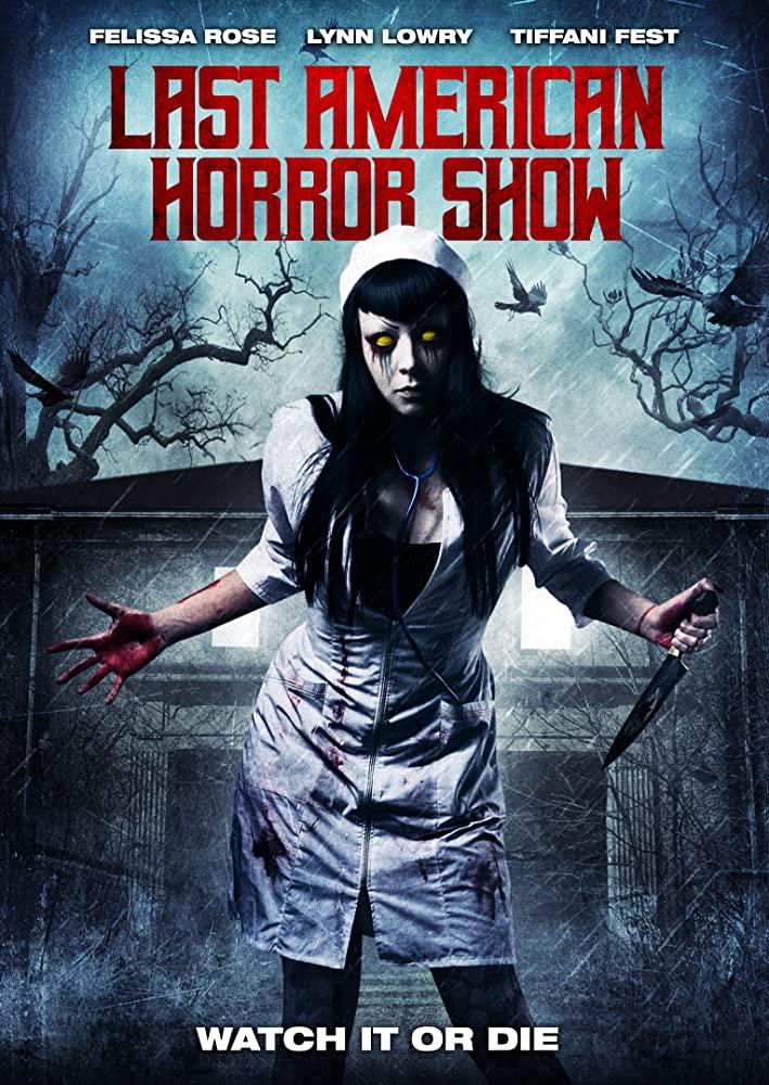 Last American Horror Show (2018) [1080p] [WEBRip] [YTS MX]