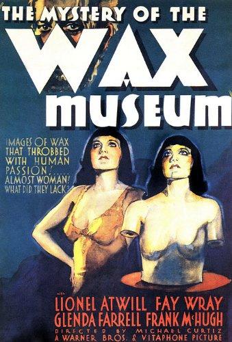 Mystery of the Wax Museum 1933 1080p BluRay x265-RARBG