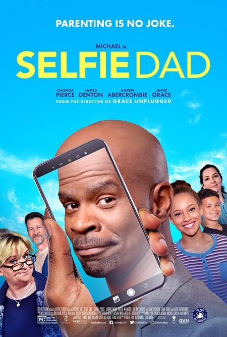 Selfie Dad (2020) 1080p WEBRip 1400MB DD5.1 x264-GalaxyRG