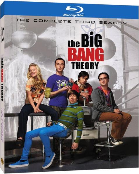 The Big Bang Theory SEASON 03 COMPLETE 720p BluRay 2CH x265 HEVC 2.5GB-PSA