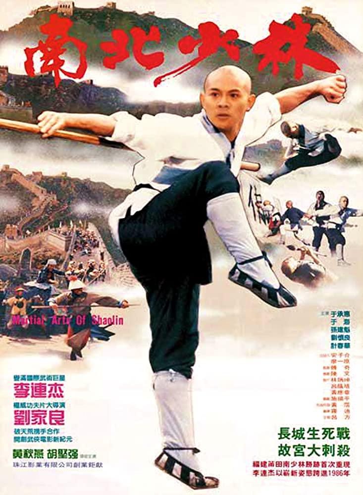 Martial Arts of Shaolin 1986 [720p] [BluRay] YIFY