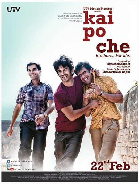 Kai Po Che! (2013) Hindi (1080p BluRay x265 HEVC 10bit AAC 5 1 ESub) - Musa ...