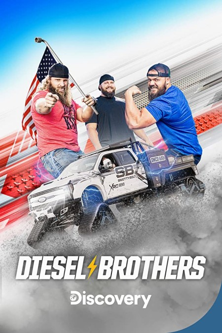 Diesel Brothers S07E01 Back With A Kodiak WEB H264-TEA