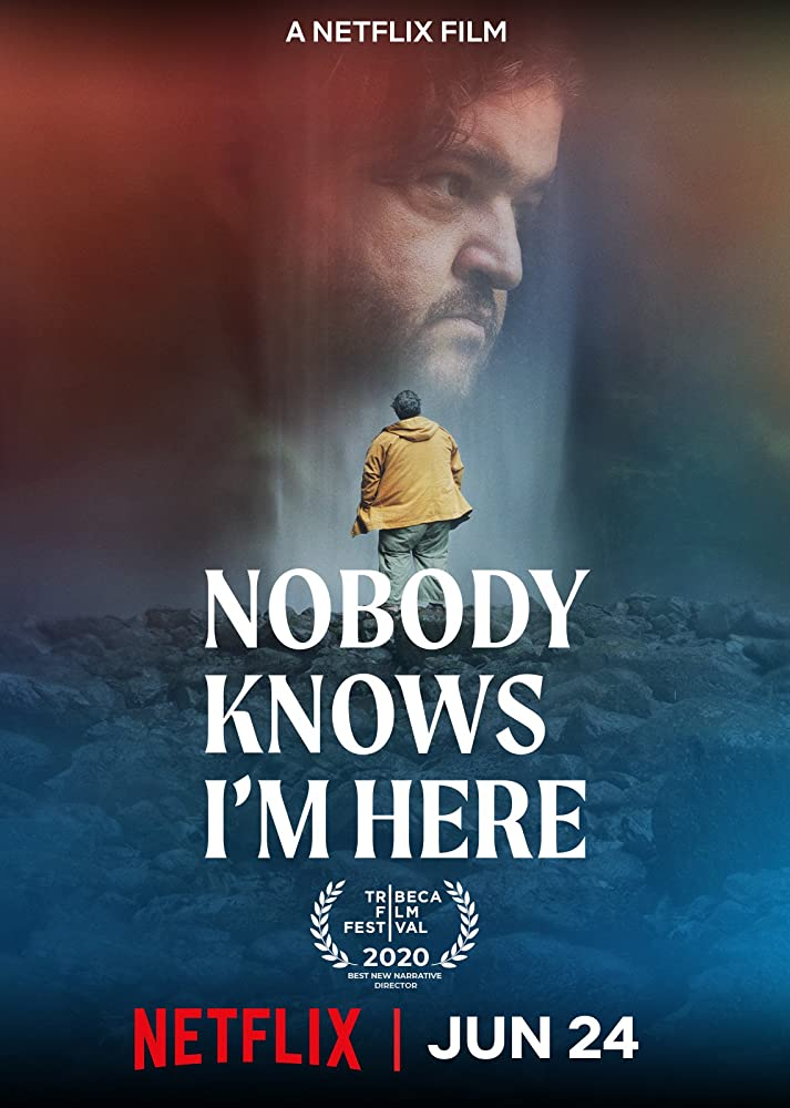 Nobody Knows Im Here 2020 SPANISH WEBRip x264-VXT