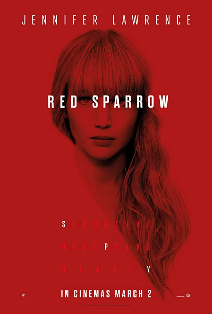 Red Sparrow (2018) [720p] [BluRay] [YTS MX]