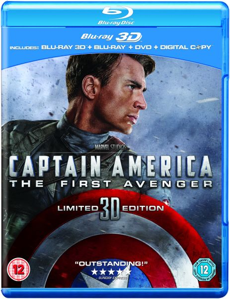 Captain America The First Avenger (2011) 3D HSBS 1080p BluRay x264-YTS