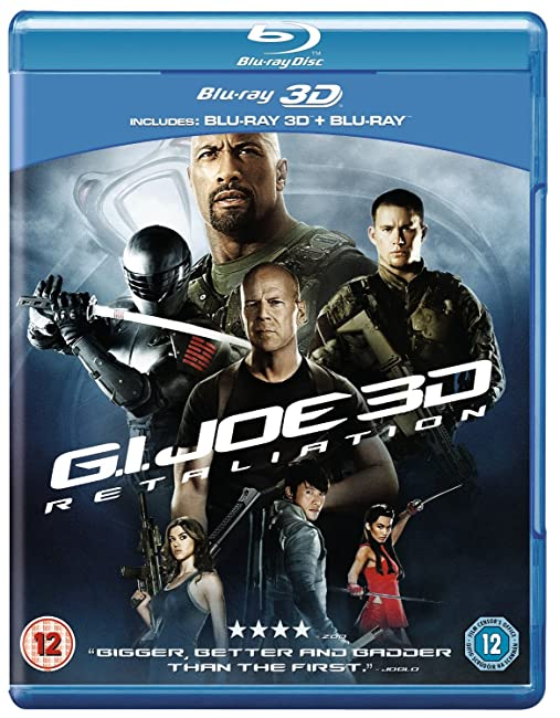 G. I. Joe Retaliation (2013) 3D HSBS 1080p BluRay x264-YTS