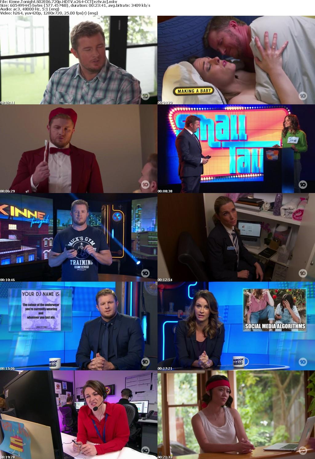 Kinne Tonight S02E06 720p HDTV x264-CCT