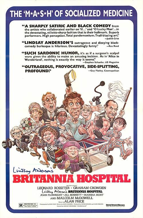 Britannia Hospital 1982 BRRip XviD MP3-XVID