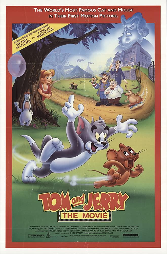 Tom and Jerry The Movie 1992 1080p WEBRip x265-RARBG