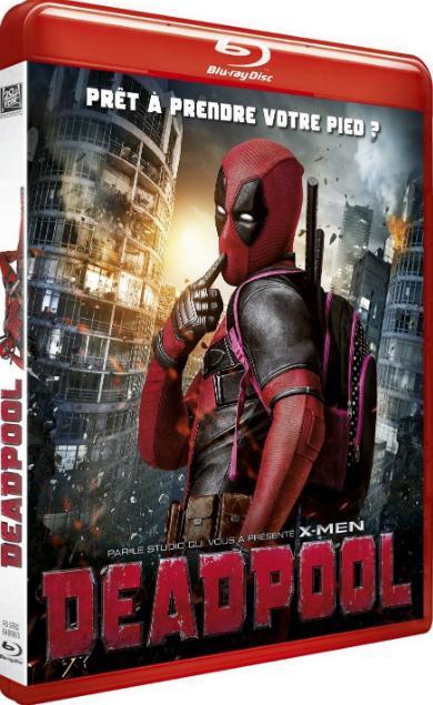 Deadpool 2016 BRRip XviD B4ND1T69