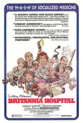 Britannia Hospital 1982 1080p BluRay x265-RARBG