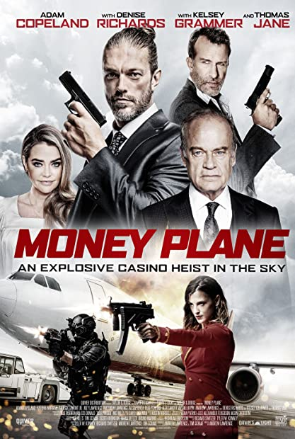 Money Plane (2020) 720p WEBRip 800MB x264-GalaxyRG