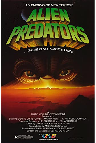 Alien Predator (2018) [1080p] [BluRay] [YTS MX]
