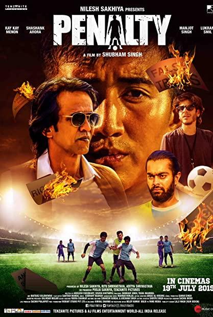 Penalty (2019) Hindi 1080p NF WEBRip x264 DD 5.1 MSubs - LOKiHD - Telly