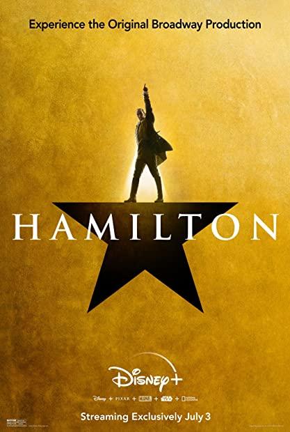 Hamilton (2020) 720p WEBRip 900MB x264-GalaxyRG