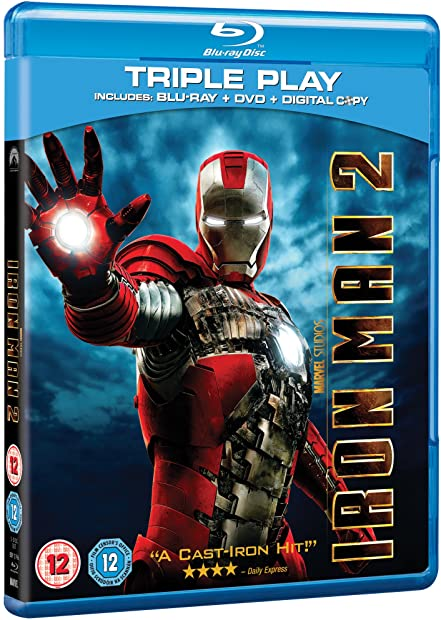 Iron Man 2 (2010) 1080p Bluray x264 Dual Audio Hindi BD5.1 English DD5.1 MSubs 4....