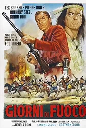 Winnetou The Red Gentleman 1964 [720p] [BluRay] YIFY