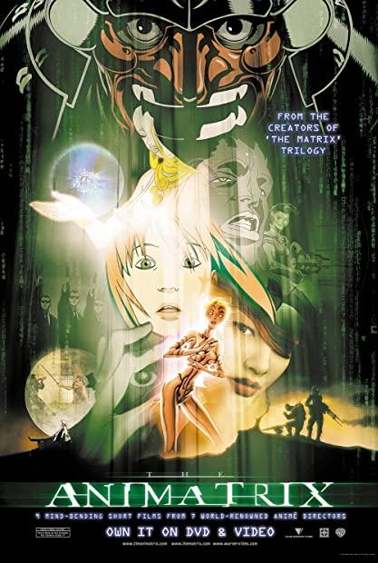 The Animatrix 2003 720p BluRay 999MB HQ x265 10bit-GalaxyRG