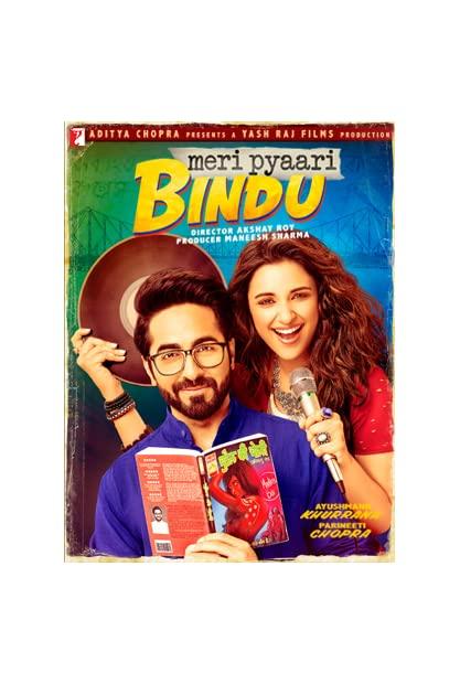 Meri Pyaari Bindu (2017) Hindi (1080p WEBRip x265 HEVC 10bit AAC 5 1 ESub)  ...