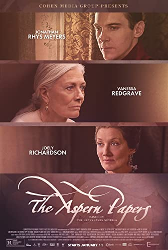 The Aspern Papers (2018) [720p] [BluRay] [YTS MX]