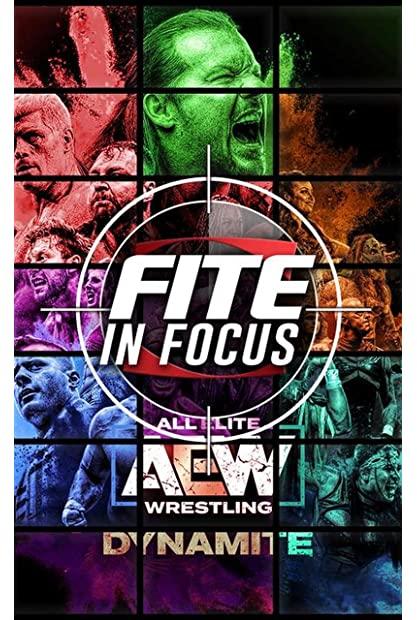 AEW Dynamite 2020 07 08 Fyter Fest Night2 720p HDTV x264-NWCHD