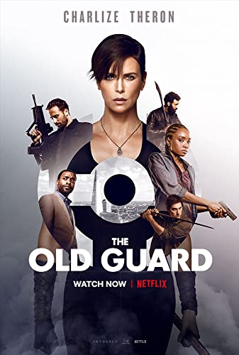 The Old Guard 2020 1080p NF WEB-DL DDP5 1 x264 LLG