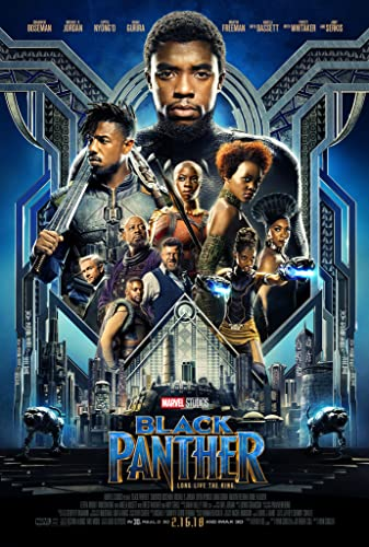 Black Panther (2018) [1080p] [BluRay] [YTS MX]