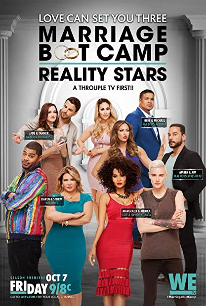 Marriage Boot Camp Reality Stars S17E01 Hip Hop Edition Electing to Face the Music XviD-AFG