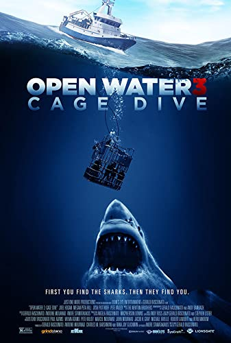 Open Water 3 Cage Dive (2017) [720p] [BluRay] [YTS MX]