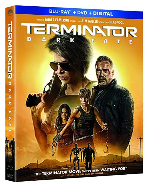 Terminator 6 Dark Fate (2019) 1080p BluRay x264 Dual Audio Hindi DD5.1 Eng DD5.1 ESubs 4.6GB-MA