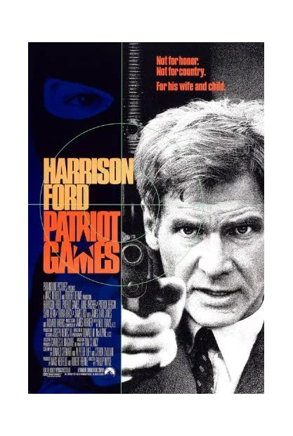 Patriot Games 1992 Remastered 720p BluRay H264 BONE