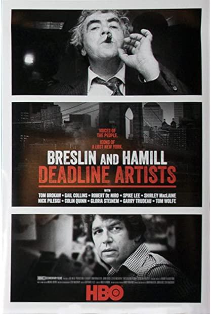 Breslin and Hamill Deadline Artists 2018 1080p HMAX WEBRip DD5 1 x264-alfaH ...