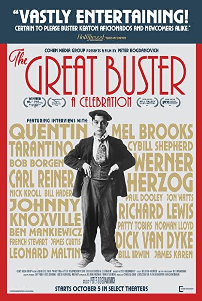 The Great Buster 2018 720p BluRay 800MB x264-GalaxyRG