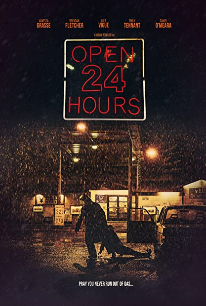 Open 24 Hours 2020 HDRip XviD AC3-EVO