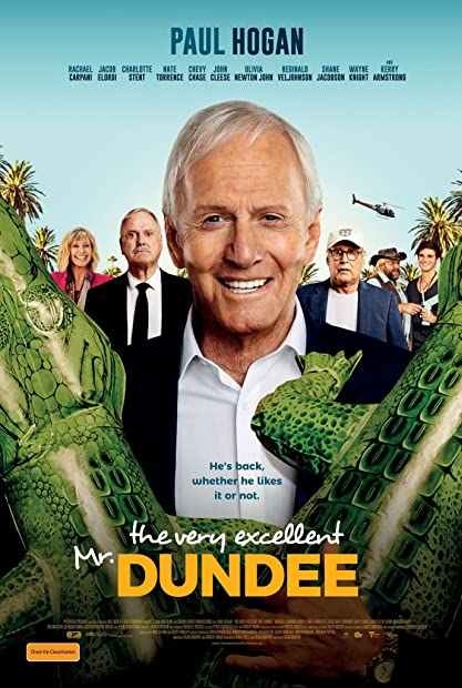 The Very Excellent Mr Dundee 2020 720p AMZN WEBRip 800MB x264-GalaxyRG