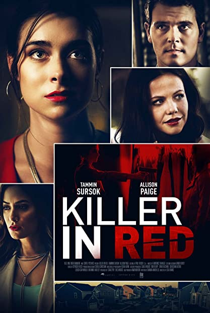 Killer in a Red Dress 2018 720p WEBRip 800MB x264-GalaxyRG