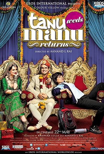 Tanu Weds Manu Returns 2015 Hindi 720p BluRay x264 AAC 5 1 MSubs - LOKiHD - ...