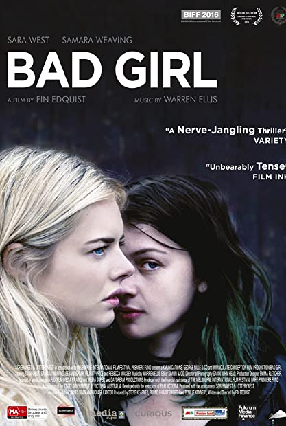 Bad Girl 2016 720p AMZN WEBRip 800MB x264-GalaxyRG