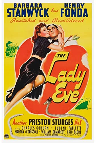 The Lady Eve 1941 1080p BluRay X264-AMIABLE