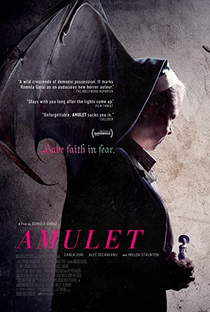 Amulet 2020 HDRip XviD AC3-EVO