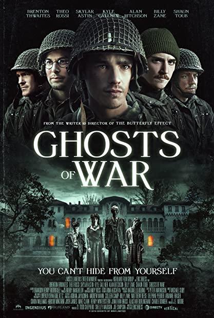 Ghosts of War (2020) 720p HDRip Hindi-Sub x264 - 1XBET
