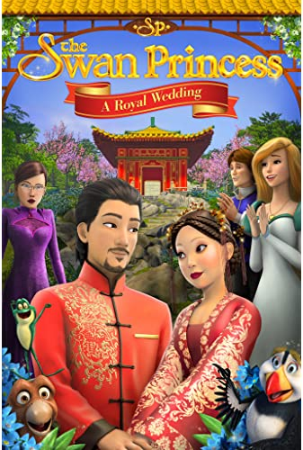 The Swan Princess A Royal Wedding 2020 WEB-DL XviD MP3-FGT