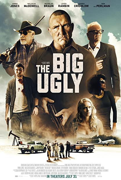 The Big Ugly (2020) 720p HDRip Hindi-Dub Dual-Audio x264 - 1XBET