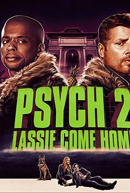 Psych 2 Lassie Come Home 2020 HINDI 720p WEBRiP 900MB c1nem4 x264 AAC-MUMBAISTARS