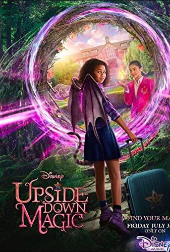 Upside-Down Magic 2020 [1080p] [WEBRip] [5 1] YIFY
